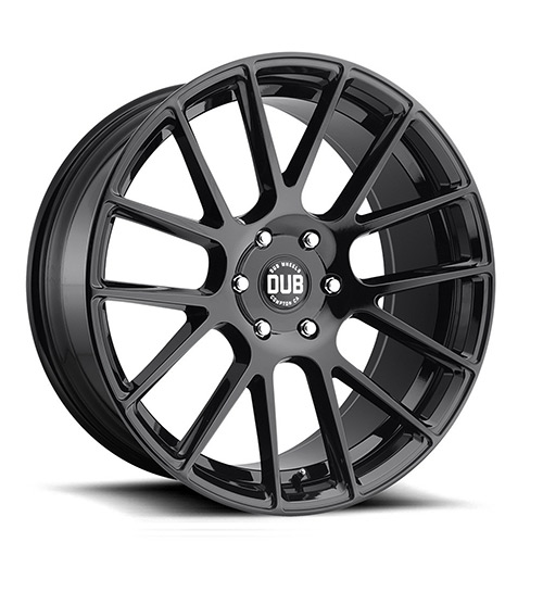 Dub Luxe Gloss Black- Product Main