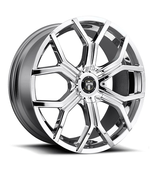 Dub Royalty Chrome - Product Main