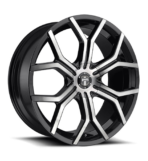 Dub Royalty Milled Black - Product Main