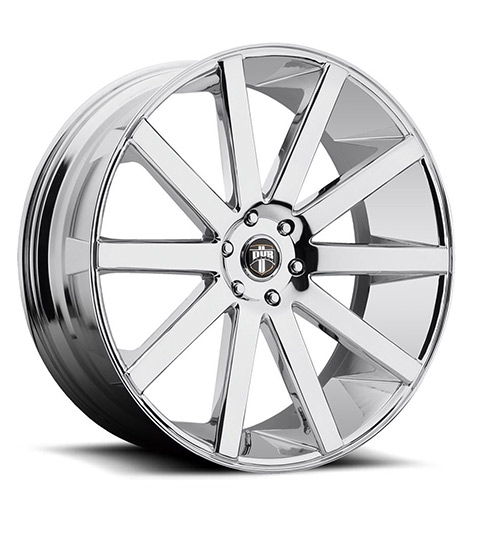 Dub Shot Calla Chrome - Product Main