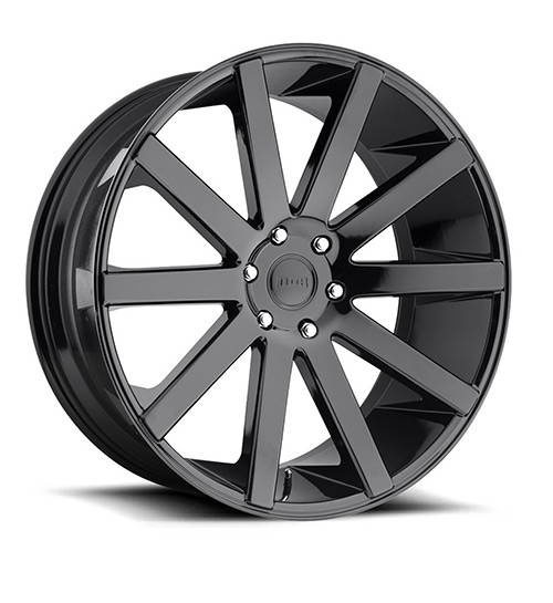 Dub Shot Calla Gloss Black - Product Main