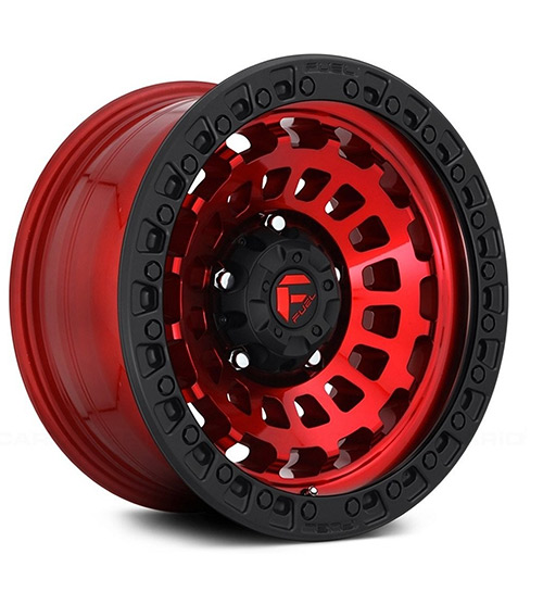 Fuel Zephyr Red - Product Main